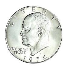 1974-D BU Eisenhower Dollar