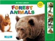 Forest Animals (My First Library)