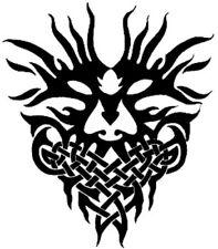 Tattoo style Celtic beast  iron on transfer