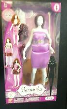 Bandai Harumika Mannequin doll with accessories New in Box Barbie related #30395