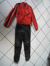Motoradkombi Lederkombi Neu 2 teilig Leder Jacke und Hose Krawehl Größe 46