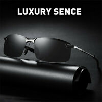 Night Vision Polarized Sunglasses Outdoor Driving Fishing Eyewear Glasses UV400