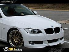 BMW E92 / E93 - Front bumper spoiler Splitter Valance pre facelift  (1071)