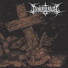 DEMONICIDUTH-Enemy of Satan CD Christian Death Black unblack Metal horde Mortifi