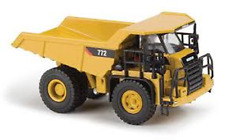 HO Scale Vehicles - CAT 772 Off Highway Truck