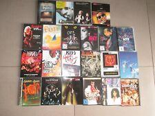 22 DVD Sammlung Musik Journey, Woodstock, Elvis, Pur, David Garrett, Shakira