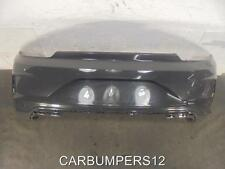 VW SCIROCCO R LINE REAR BUMPER WITH P.D.C HOLES - 2014  ONWARDS GEN VW PART *G2
