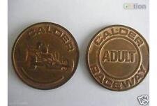 V8 Supercars Calder Park Retro Vintage Entry Medallion