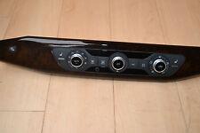 8W0820043Q Audi A4 8W Heizungsregulierung Klimabedienung 8W1853190 Holz
