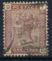 Großbritannien 1880 SG 166 Gestempelt 100%