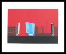 Zaha Hadid oficina casa kurfürstendamm 70 Berlín carteles imagen son impresiones artísticas y marco