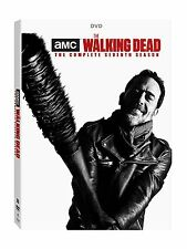 The Walking Dead Season 7 New & Sealed DVD Boxset - Fast Postage