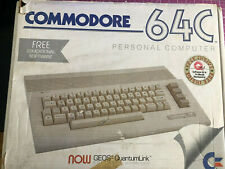 Commodore C64 C - tested, working and excellent condition