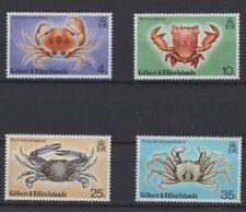 GILBERT & ELLICE ISLANDS STAMPS 1975, Mi. 232-235 **.