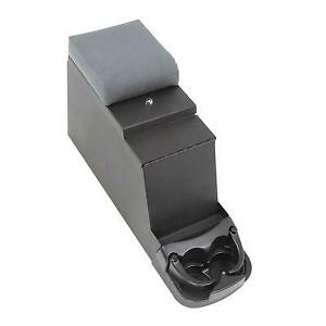 Smittybilt Security Stereo Floor Console, Charcoal 31811