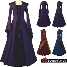 Mittelalter Kleid Gewand Josephine Maßanfertigung Farbwahl Mittelalterkostüm
