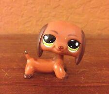 Littlest Pet Shop Brown Dachshund #992
