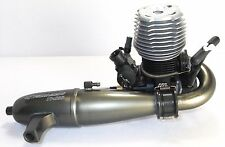 .21 ENGINE AND ONE PIECE 086 OFF ROAD TUNED PIPE