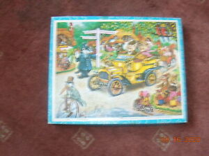 A  VINTAGE VICTORY WOODEN JIGSAW PUZZLE - COMPLETE--30 PIECES