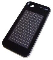 Ascent EnerPlex Ladegerät Solar-Ladehülle für iPhone 4/4S - Schwarz