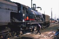PHOTO  SOUTH AFRICAN RAILWAYS - GEA CLASS 4-8-2 + 2-8-4 GARRATT LOCO NO 4024 HAS