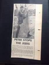 L2-9 Ephemera 1973 Picture Article Peter Halstead Frythe Sea Angling Monkfish