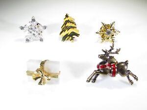 Christmas Holiday Theme Pins