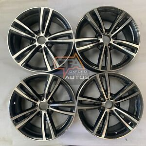 """Genuine 19"""" BMW 442M Alloy wheels professionally refurbished Part Ex Yours 4 Our"""