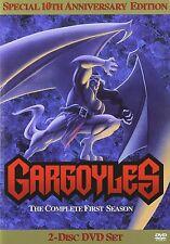 GARGOYLES : THE COMPLETE FIRST SEASON 1  -  DVD - REGION 1 - Sealed