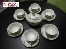 SERVIZIO DA CAFFE' ANNI 30 RICHARD GINORI