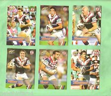 2008  SYDNEY ROOSTERS  SELECT NRL CHAMPIONS  RUGBY LEAGUE TEAM CARDS