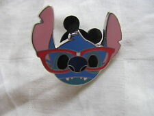 Disney Trading Pins 90178: Nerds Rock! Head Collection - Stitch Only