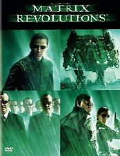 Matrix Revolutions Blu-ray