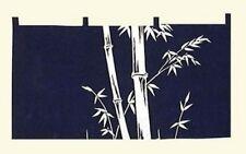 JAPANESE Noren Curtain Bamboo NEW
