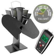 Valiant Wood Burning Stove Efficiency Pack - Essential Accessories For Your Fire