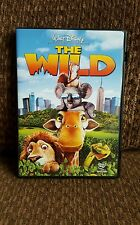 Dvd Walt Disney's hard to find The Wild in like new condition!