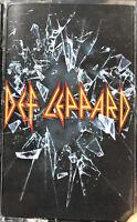 Def Leppard-Def Leppard - New unsealed Cassette rock metal free Post U.K.