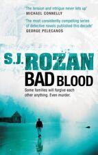 Bad Blood (Bill Smith / Lydia Chin), Rozan, S. J., New Book