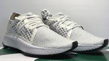 Puma Mens Size 8 Tsugi Netfit Evoknit White Grey Training Running Sneakers Shoes