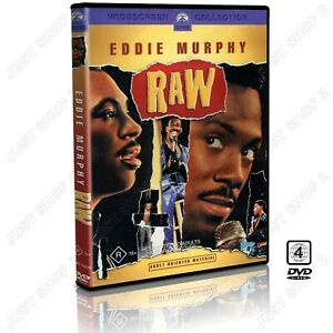 Raw - Eddie Murphy : Stand Up Comedian : Brand New DVD