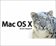 ✅Mac OS X 10.6 Snow Leopard 8 GB  Bootfähige USB-Stick FlashDrive USB