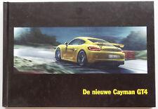 V06545 PORSCHE CAYMAN GT4