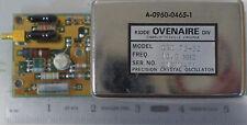 Ovenaire OSC 73-52 (Agilent/HP 0960-0465-1) 10.0 MHz Oscillator
