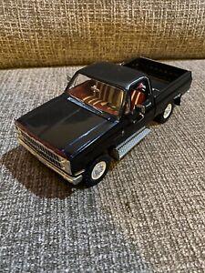 Vintage AMT Chevy Pickup Trail Bike Truck Model Kit Built Custom