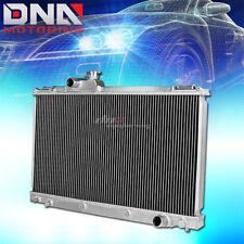 01-05 LEXUS IS300 ALTEZZA XE10 IS 2JZ-GE 2-ROW FULL ALUMINUM RACING RADIATOR MT