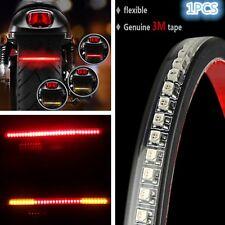 48LED Motorcycle Tailgate LED Signal Running Reverse Back Up Brake SMD Light Bar