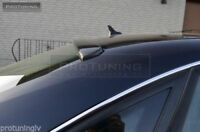 Sunblind For Audi A4 B8 REAR WINDOW SPOILER ROOF SUN GUARD Cover trim Wing Lip