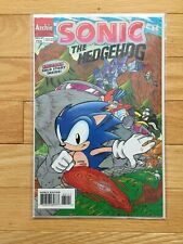 Sonic The Hedgehog Modern Age Cartoon Character Comics For Sale Ebay