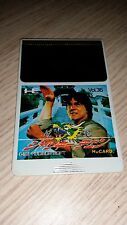 NEC PC ENGINE HU CARD HUCARD TURBOGRAFX JACKIE CHAN 24