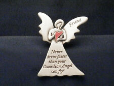 Guardian Angel Visor Clip - Friend